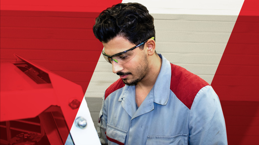 Hassan Khodr - Industriemechaniker - Manitowoc